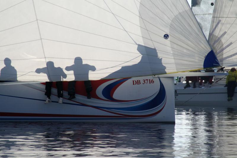 Šibenska regata krstaša: Po bonaci se poznaju junaci (FOTO)