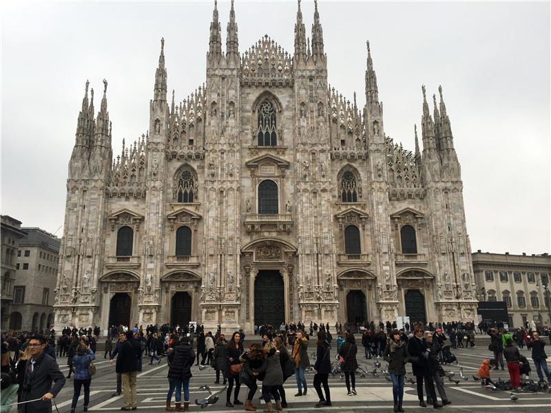 Milano zabranio automobile na tri dana