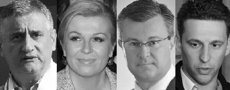 """Portret tjedna/""""Grupni portret s damom"""": Kvadrofonija """"kolektivnih predsjednika"""""""