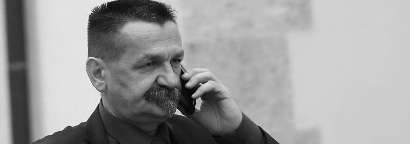 "Portret tjedna / Pero Čorić, saborski zastupnik HSP AS : Čuvar koalicijskog ""domoljubnog"" kodeksa"