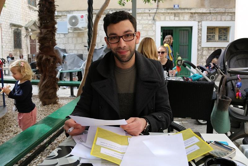 Valerio Baranović - referendum (Foto: Tris/H. Pavić)