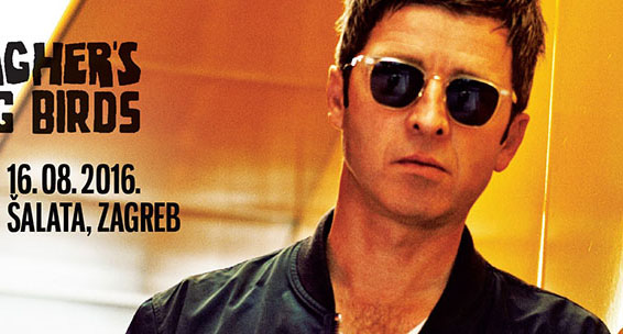 Koncert sezone na Šalati: Dolazi Noel Gallagher!
