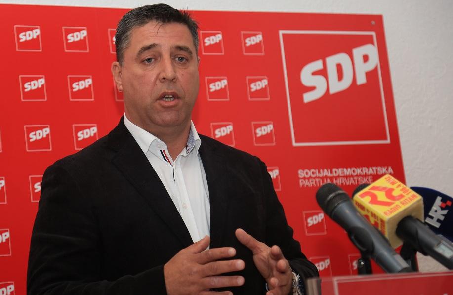 Franko Vidović nakon izborne noći: 'Ne mislim baciti koplje u trnje'