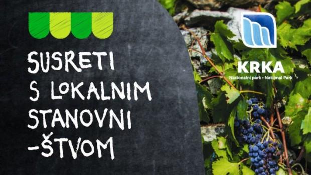 Krkin zeleni stol predstavlja lokalne proizvođače