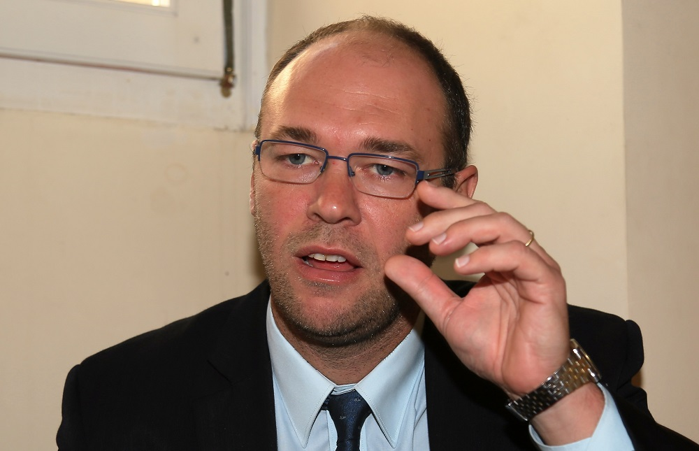 Intervju/Davor Ivo Stier, HDZ-ov europarlamentarac: Ja sam ja i moje okolnosti…