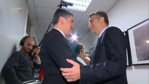 HTV-ova debata Milanović- Plenković: Bljutavo, dosadno i dugo