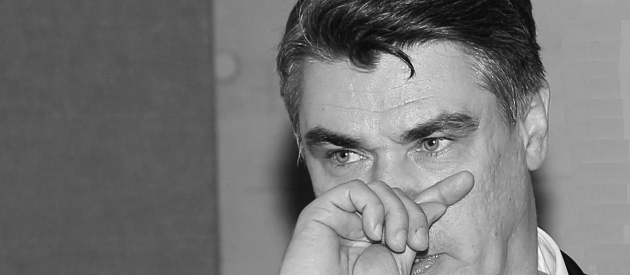 Portret tjedna/Zoran Milanović, šef SDP-a: Sjedi dolje, jedan!