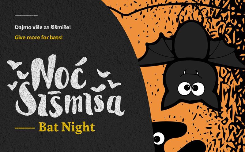 NP KRKA: Noć šišmiša u Skradinu