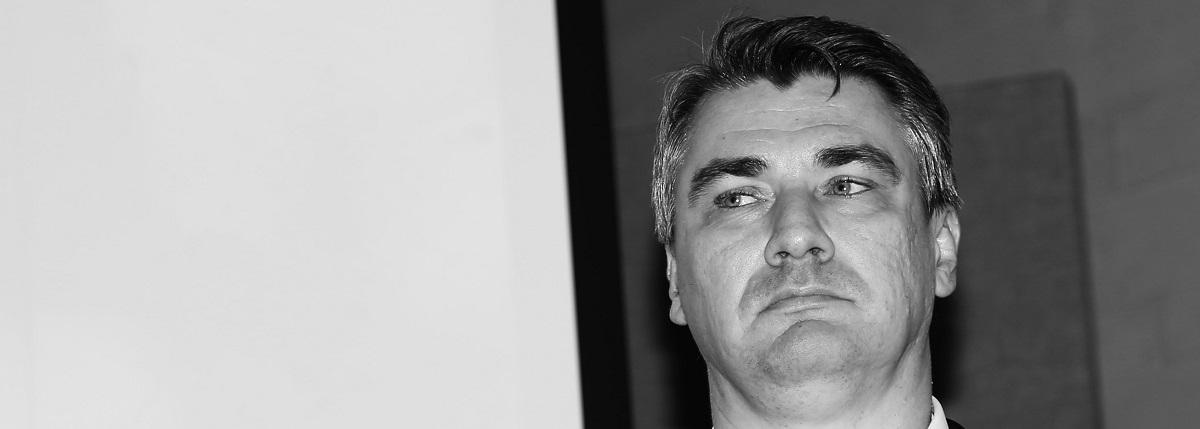 Zoran Milanović, Mad Max hrvatske politike…