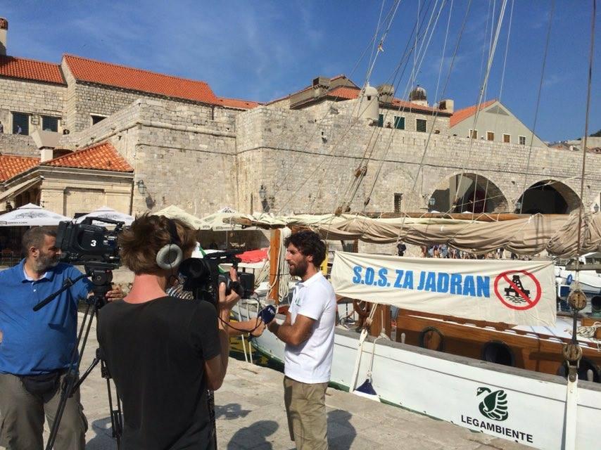Apel iz Dubrovnika: Jadranu prijete nove naftne platforme iz Crne Gore