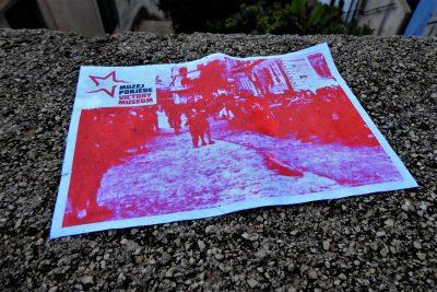 Mokri letak na vlažnom zidu (foto TRIS/G. Šimac)