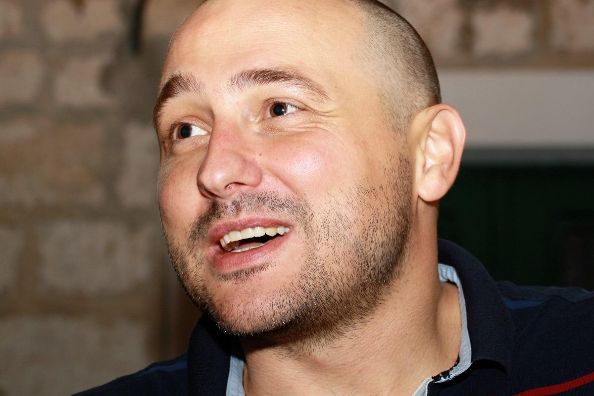 Bruno Šimleša (Foto: Hrvoslav Pavić)