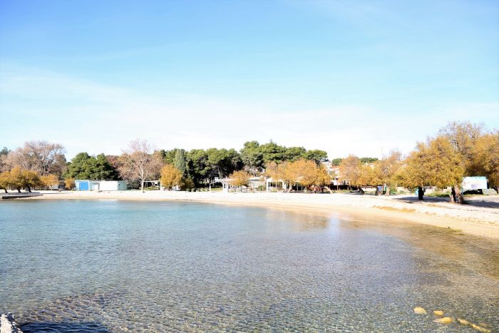 Plavoj plaži prijeti apartmanizacija (Foto: Tris/H. Pavić)