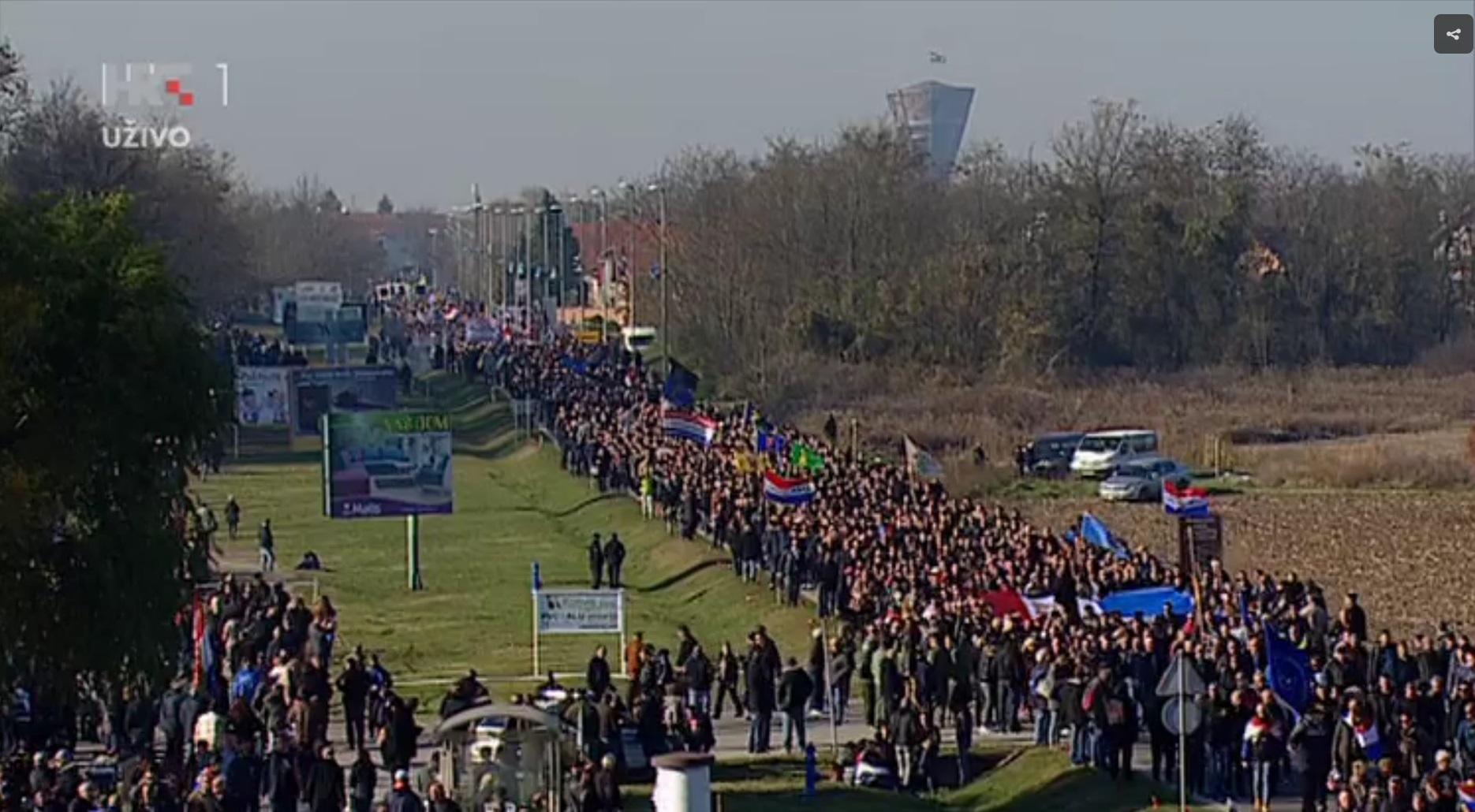 Dan sjećanja u Vukovaru: Dok hrvatska politika rat još treba, nije ga moguće završiti ni u Vukovaru…