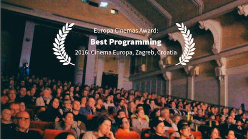 Kino Europa najbolje je europsko kino!