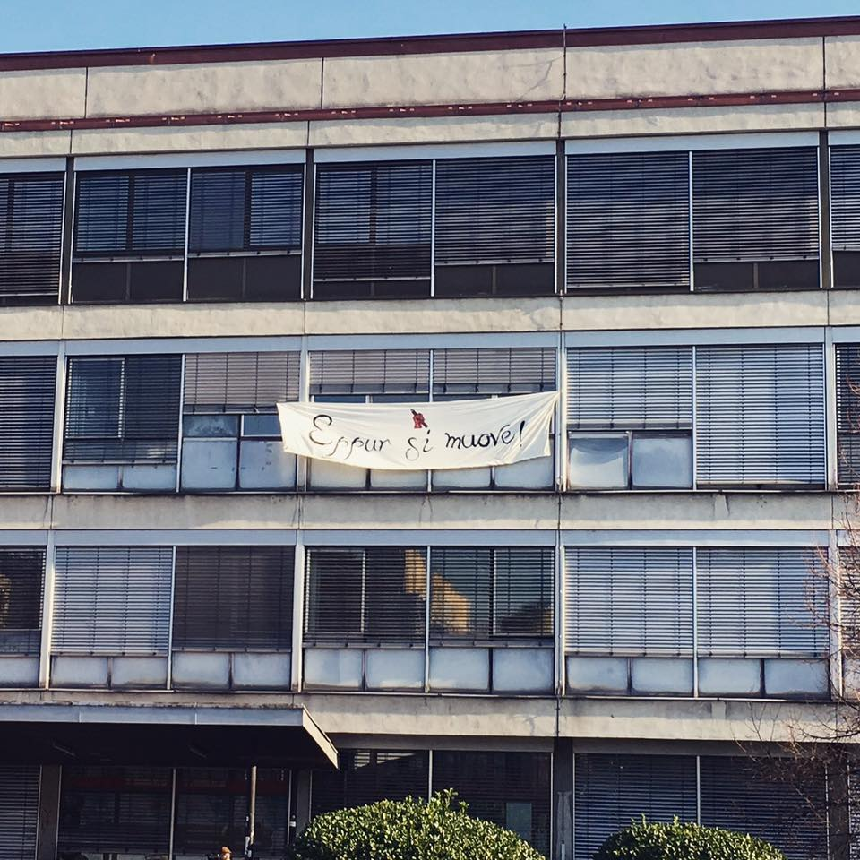 Pripreme za štrajk na Filozofskom fakultetu