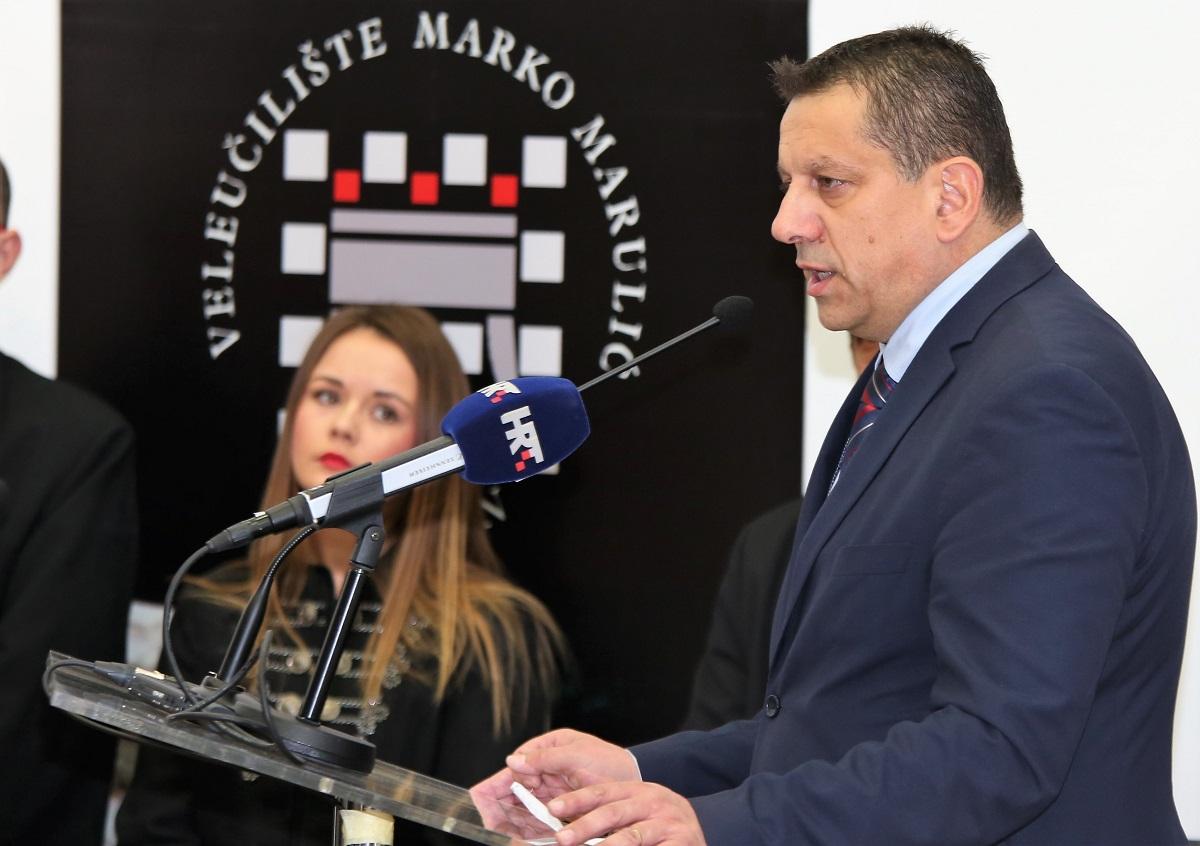 """""""Rat"""" za mjesto šefa kninskog HDZ-a : Blažević optužio Marića za prijetnje, ucjene i zastrašivanje članova HDZ-a"""