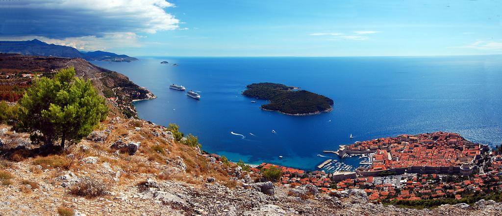 Dubrovnik odozgo