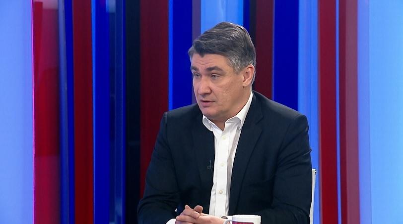 Predsjednik Zoran Milanović komentirao aferu Janaf: Božinović i Plenković sve su znali, morali su znati!