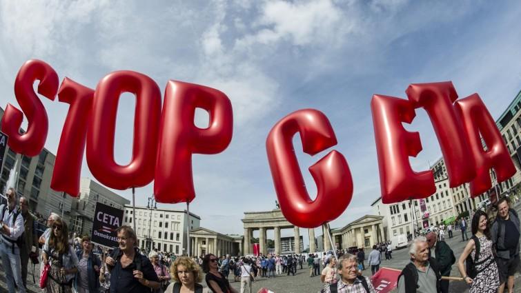 Zelena akcija poziva saborske zastupnike da odbiju ratificirati CETA-u