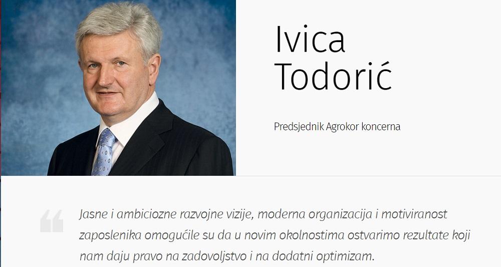 """Todorićev """"rat"""" blogovima: Zločinačka organizacija u Agrokoru, s legitimacijom vladinog Lexa, izvlači milijarde iz Hrvatske"""