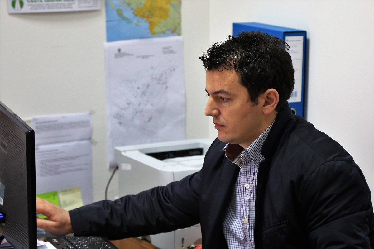Roko Antić, donačelnik Kistanja, optužio šefa ŽO HDZ-a Nediljka Dujića za nepotizam