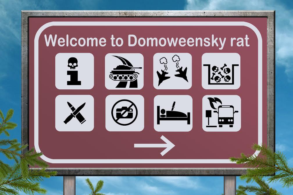Ima tu nešto…/ Domoweensky Rat za turiste i vodiče