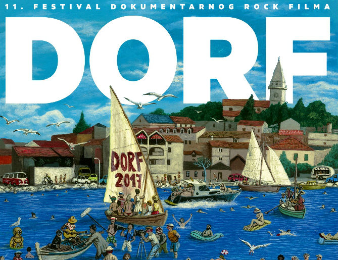 Program DORF-a na plaži SuperUho festivala