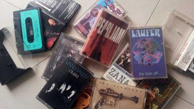 Novi čavao u lijes CD-a: Hrvatski bendovi zajahali trend izdavanja kaseta