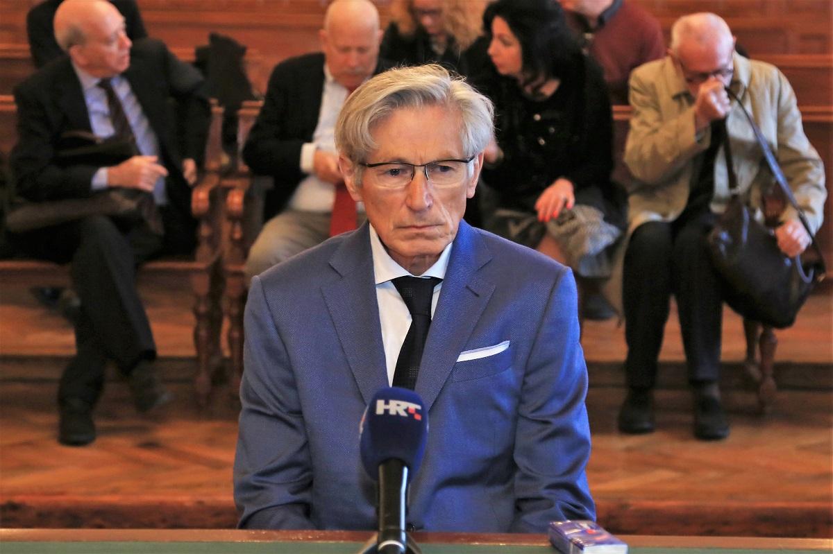 Novo ukazanje Tome Horvatinčića pred šibenskim sudom: Nikomu ne bi želio da se dogodi sinkopa …