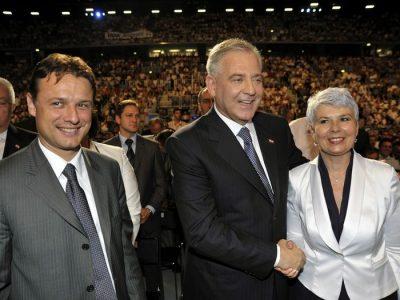Samo mijena i Jandroković su stalni - foto: arhiva