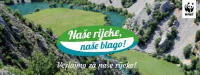 Više od 200 veslača veslalo za hrvatske rijeke i spas ugrožene Krupe