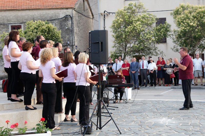 Proslava Dana antifašističke borbe u Tisnom (Foto: Tris/H. Pavić)