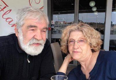 Ilija Komšić sa suprugom Slavicom (Foto: FB)