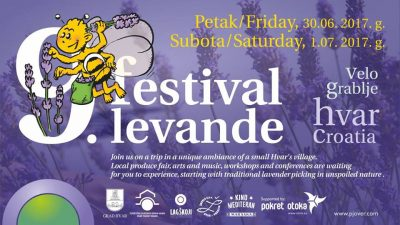 Manifestacija koja miriše: Festival levande na Hvaru