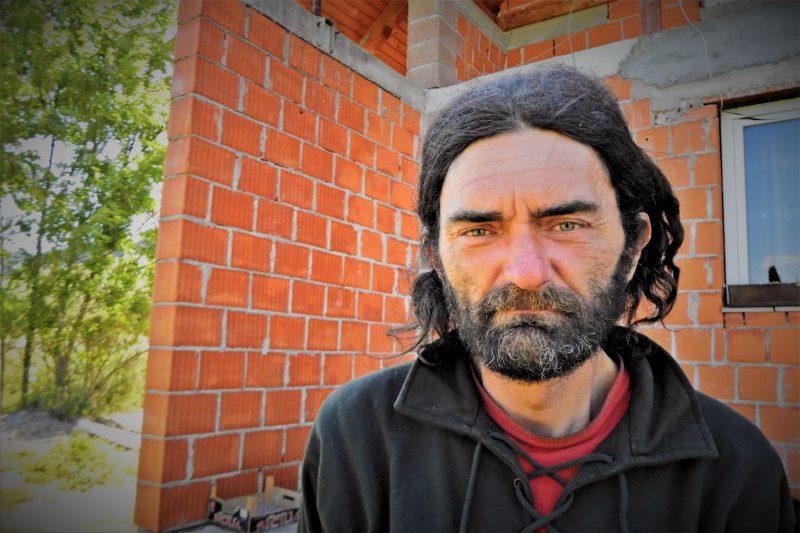 - Bio bi se obrijao za fotografiranje - kaže Nikola (foto TRIS/G. Šimac)