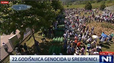 Nema pomirenja dok se ne porazi ideologija koja je kreirala genocid u Srebrenici