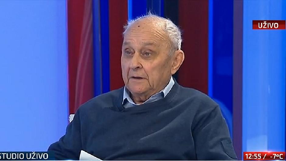 In memoriam/ Slavko Goldstein ( 89 ), odlazak velikog čovjeka