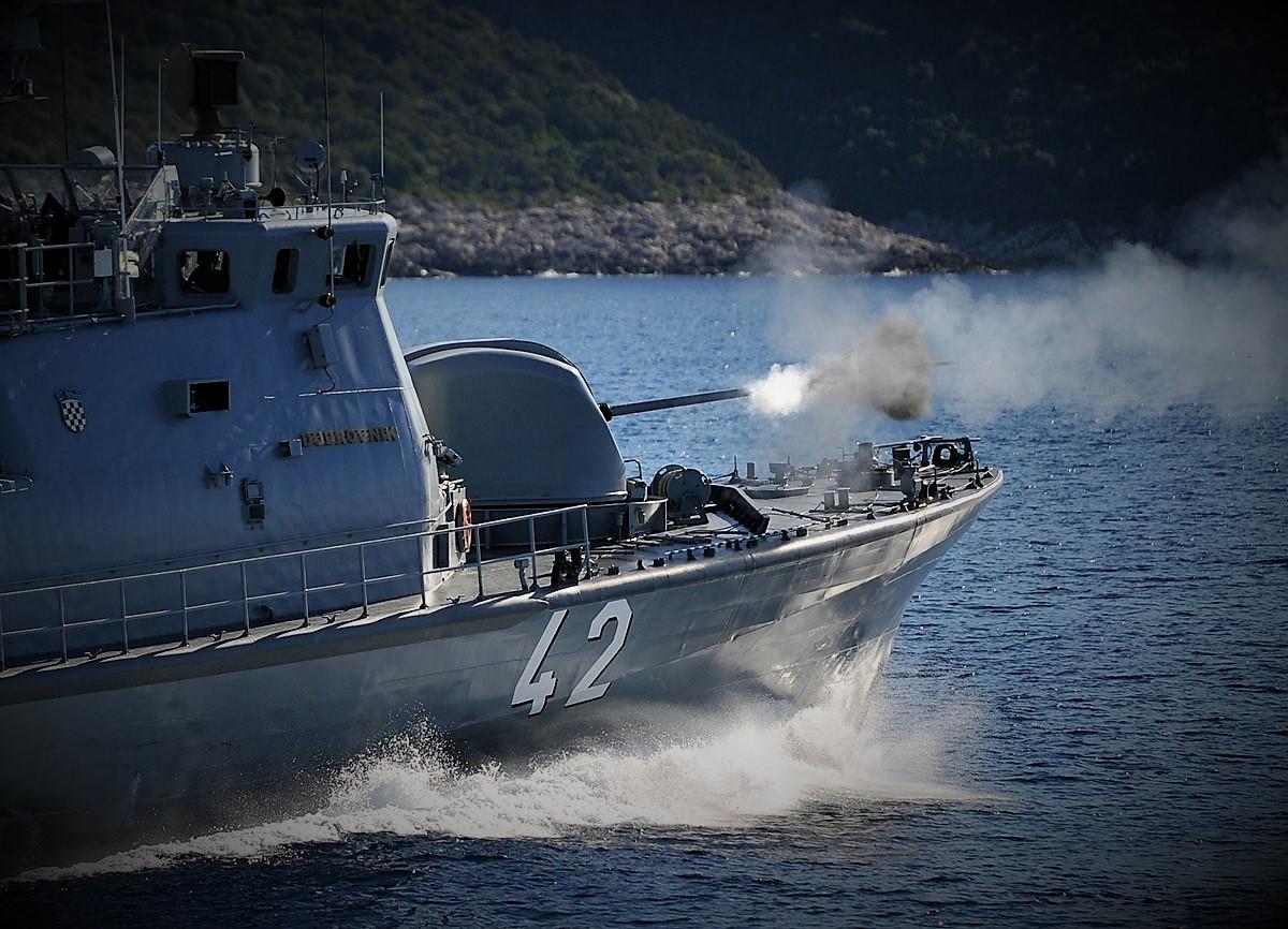 Opet pucaju: Zabranjena plovidba tri dana u akvatoriju između Zečeva i Žirja