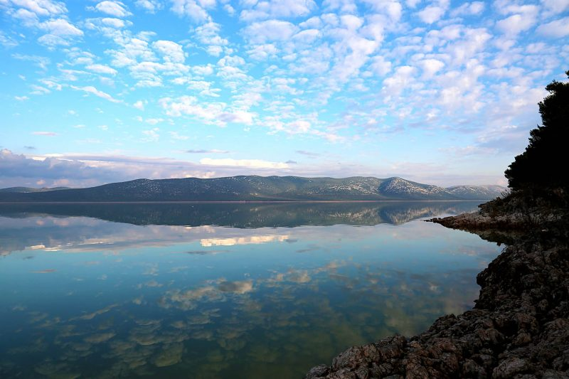 Bistrina foto PP Vransko jezero