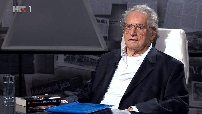 Pisac i polemičar Igor Mandić u  HTV-ovoj emisiji Nu2: Smrt je ništavilo, ali zašto je se boje vjernici koji se nadaju vječnom životu…?!