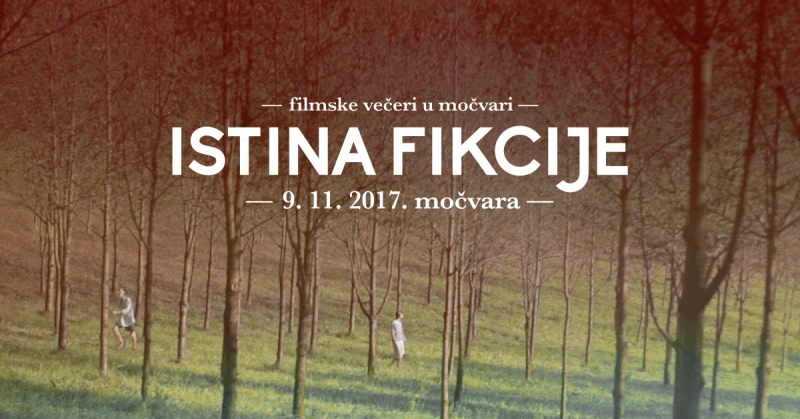 Istina fikcije: Filmske večeri u Močvari, upad 0 kuna