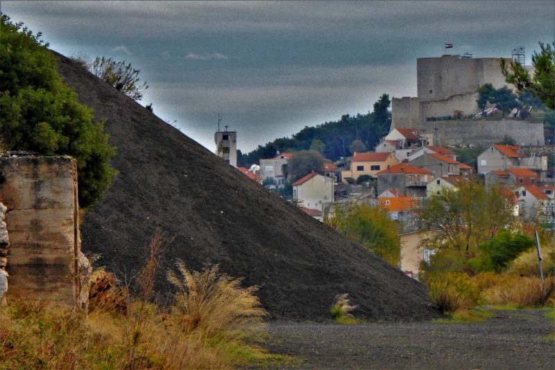 Ilustracija - Bivši TEF danas: Sumrak otpada  (foto TRIS/G. Šimac)