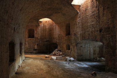 Tvrđava iznutra (Foto: Jozica Krnić/TRIS)