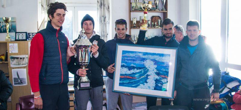 Pobjednička posada (Foto: Regate.com.hr)