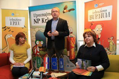 NP Krka: Nove edukativne radionice o flori, fauni i kulturnopovijesnoj baštini na području Nacionalnog parka