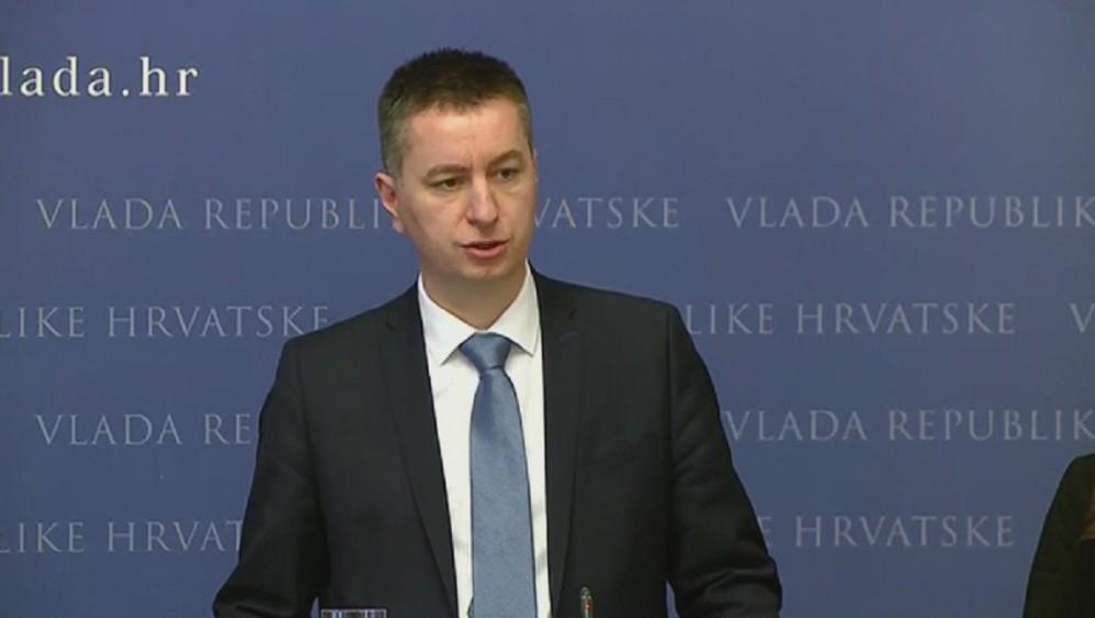 Fabris Peruško, Vladin novi povjerenik za Agrokor