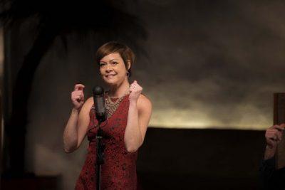 Yaya, pjevačica Jinxa (Promo foto; Blaž Fortuna)