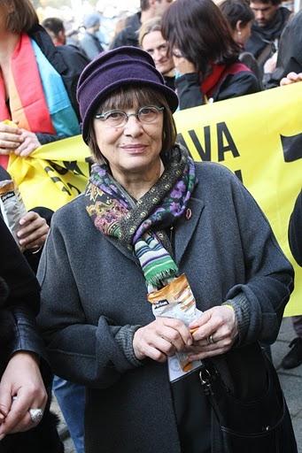 Nataša Kandić, osnivačica Fonda za humanitarno pravo iz Beograda nominirana za Nobelovu nagradu za mir