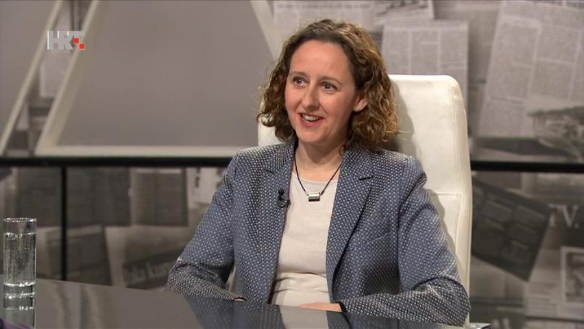 Ministrica kulture Nina Obuljen Koržinek u Nu2: Hasanbegović je kulturu htio pretvoriti u bojno polje ideoloških sukoba